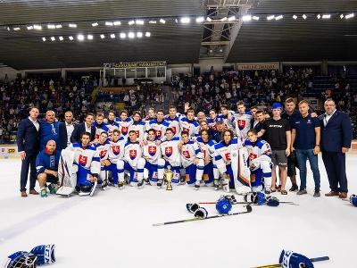 Slovenskí hokejoví reprezentanti do