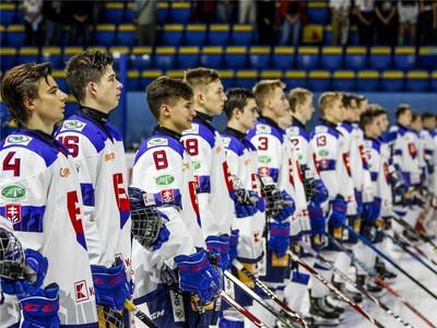 Slovensko 18 na turnaji