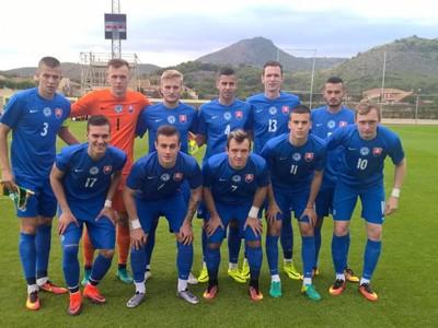 Slovenská dvadsiatka na turnaji