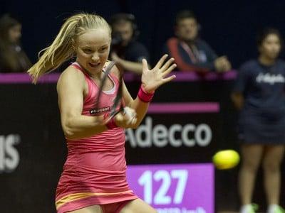 Rebecca Šramková vyrovnala súboj