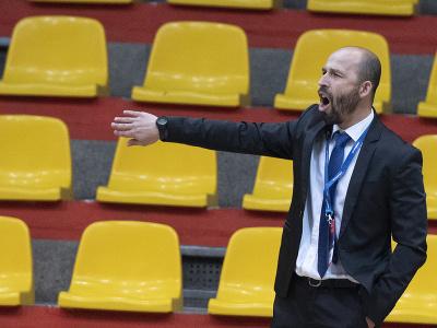 Slovenský tréner Marián Berky