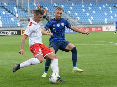 Christian Gauci (Malta) a Matej Trusa (Slovensko)