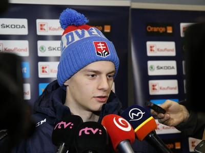 Obranca Michal Ivan v