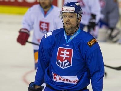 Tomáš Malec počas tréningu