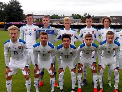 Slovenská sedemnástka pred súbojom