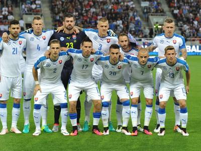 Futbalisti Slovenska