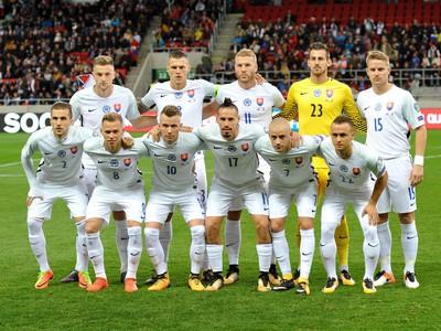 Slovenská reprezentácia