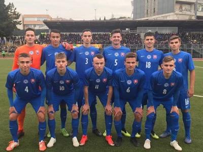 Reprezentácia Slovenska do 19