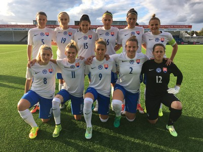 Slovenské futbalistky neuspeli ani