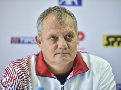 Tréner daviscupového tímu Tibor