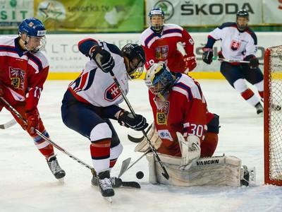 Česko U18 - Slovensko U18