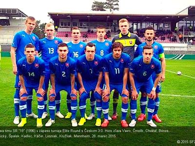 Slovenský výber do 19