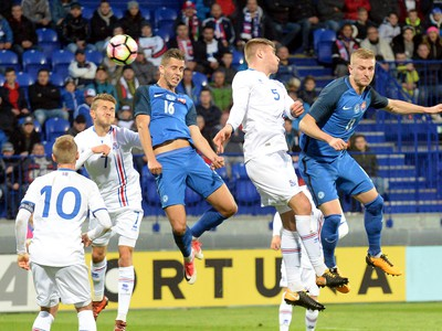 Slovensko - Island