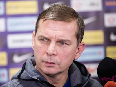 Nový tréner slovenskej futbalovej