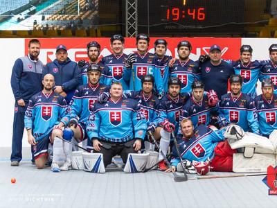 Slováci v semifinále tesne