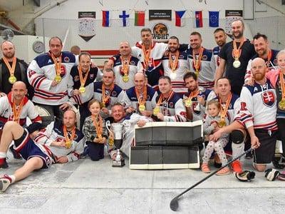 Slovensko získalo zlatú medailu
