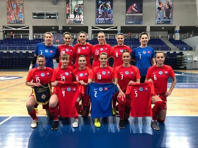 Futsalová reprezentácia Slovenska