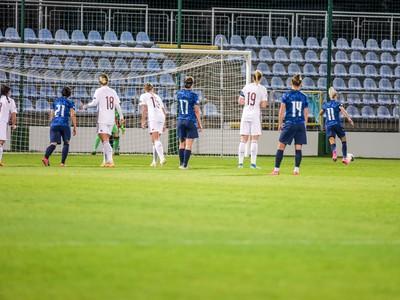 Slovenky vyhrali nad Lotyškami