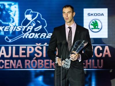 Slovenský hokejový reprezentant Zdeno Chára