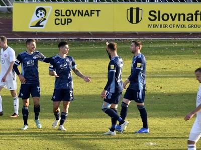 Hráči ŠK Slovan Bratislava