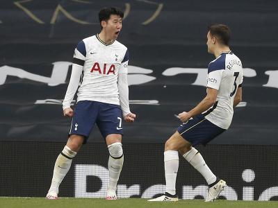 Kórejský futbalista Son Heung-min