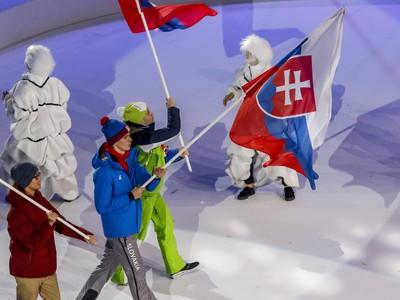 vlajkonosič slovenskej výpravy a