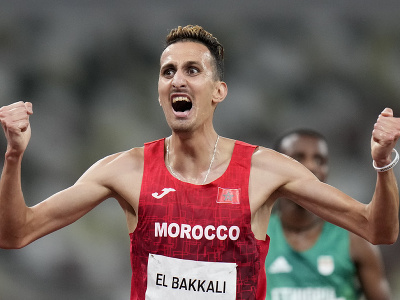 Soufiane El Bakkali triumfoval