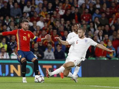 Sergio Ramos a Eric
