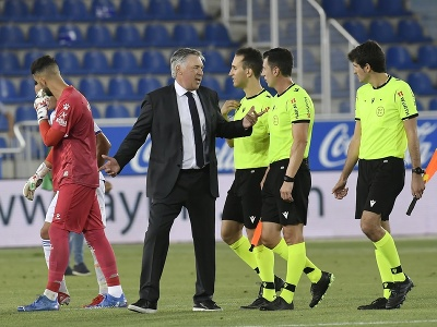 Carlo Ancelotti po súboji