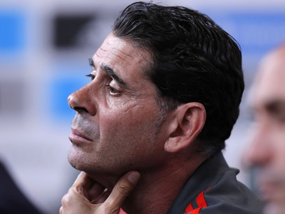 Fernando Hierro sa stal