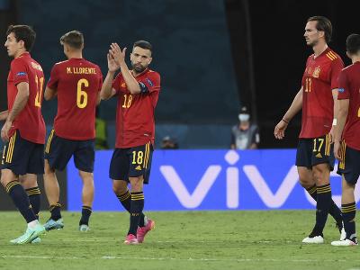 Španieli po remíze s