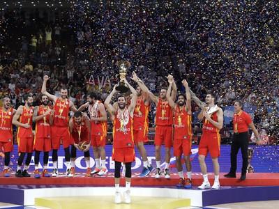Espaňa, Campeones del Mundo