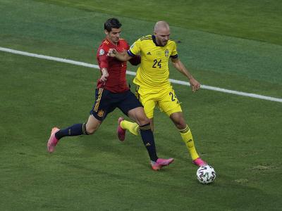 Alváro Morata a Marcus