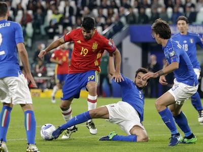 Diego Costa a Marco