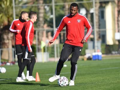 Anthony Izuchukwu, nový hráč Spartaka