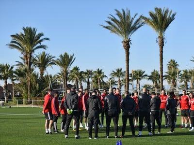 Trnavský tím na sústredení v tureckom Beleku