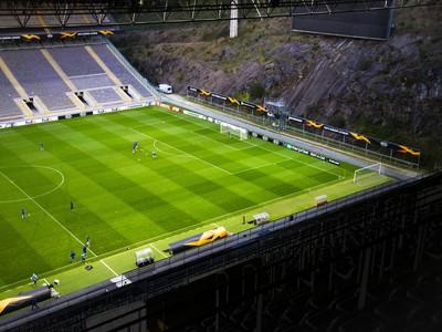 Krásny štadión v Brage