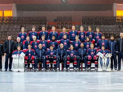 Slovenská reprezentácia do 16
