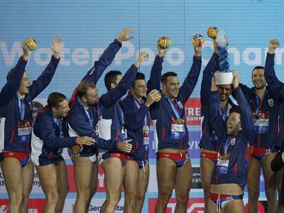 Srbsko obhájilo titul majstrov sveta