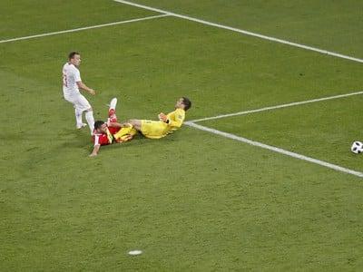 Švajčiarsky víťazný gól s pečaťou Xherdana Shaqiriho
