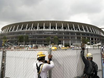 Olympijský štadión v Tokiu