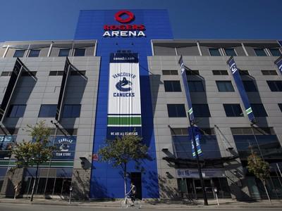 Hokejová aréna klubu Vancouver