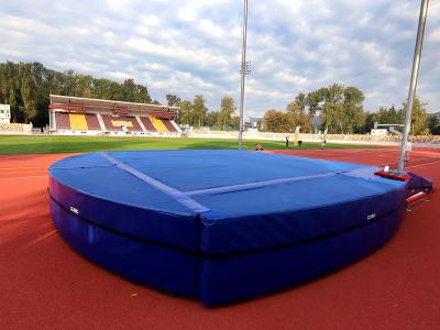 Otvorenie zrekonštruovaného atletického štadióna v Banskej Bystrici