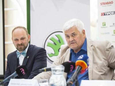 Stanislav Holec a Jozef Viskupič
