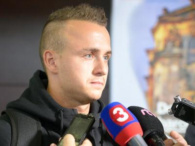 Slovenský reprezentant Stanislav Lobotka
