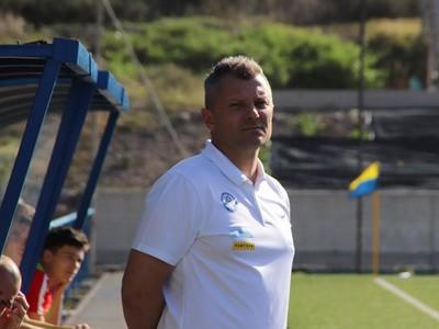 Tréner reprezentačnej osemnástky Stanislav