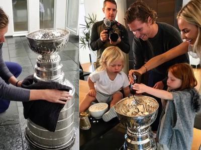Stanleyho pohár si užil