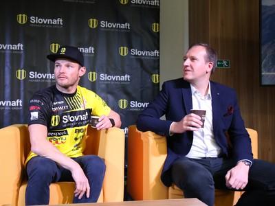 Štefan Svitko pred Rely Dakar 2020