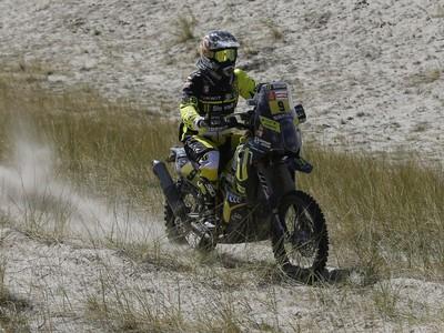 Štefan Svitko počas 10. etapy