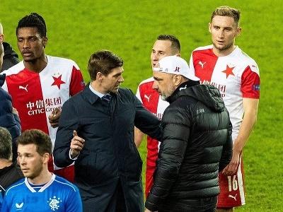 Steven Gerrard a Jindřich
